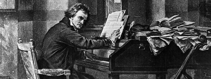 beethoven � the price of genius the musical voice